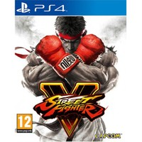 Capcom Ps4 Street Fighter V