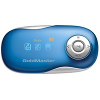 Goldmaster MP3-272 2GB MP3 Çalar - Mavi