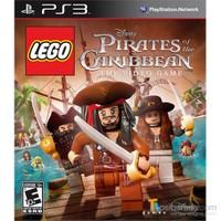 Disney Lego Pirates Of The Caribbean PS3