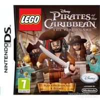 Disney Ds Lego Pırates Of The Carıbbean The Video Game