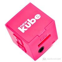 NewKube 2GB MP3 Çalar - Pembe
