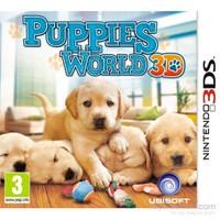 Ubisoft 3Ds Puppıes World 3D