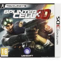 Ubisoft 3Ds Splınter Cell 3D