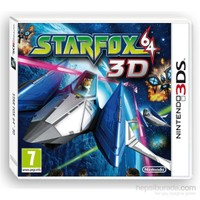 Nintendo 3Ds Star Fox 64 3D