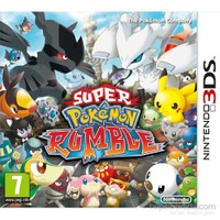 Nintendo 3Ds Super Pokemon Rumble