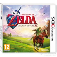 Nintendo 3Ds The Legend Of Zelda Ocarına Of Tıme
