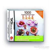 Nintendo Ds 1000 Cookıng Recıpes From Elle A Table