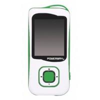 Powerway PWR-007 2GB Beyaz/Yeşil Mp4 Player (KSFPOWERPWX07M)