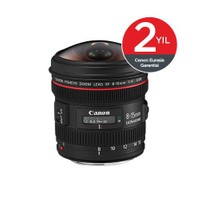 Canon EF8-15MM F4L USM FISHEYE Objektif