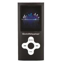 Goldmaster MP3-224 8 GB Siyah Mp3 Player