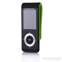 Goldmaster MP3/MP4-316 8GB Yeşil Mp3 Player