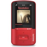 "Philips GoGear Vibe SA4VBE04RF/97 4GB 1.8""Ekran FM Radyo FullSound MP3/MP4 Çalar"