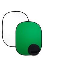 Golden Eagle 200X230 Katlanabilir Fon Beyaz/Yeşil