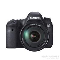 Canon EOS 6D 24-105mm IS SLR Dijital Fotoğraf Makinesi