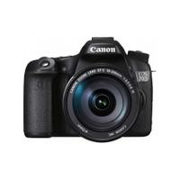Canon Eos 70D 18-200 IS Kit DSLR Fotoğraf Makinesi
