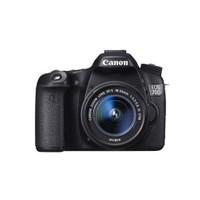 Canon Eos 70D 18-55 Is Stm Kit Dslr Fotoğraf Makinesi (İthalatçı Garantili)