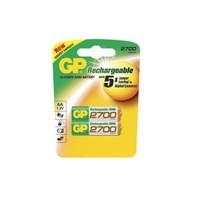 GP 2700 NI-MH Şarjlı Kalem Pil (AA) GP270AAHCHP-2UC2