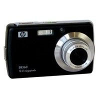 "HP SB360 12MP 3.0"" LCD Dijital Fotoğraf Makinesi"