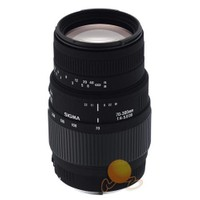 Sigma 70-300MM F/4-5.6 DG Macro Objektif (272070301)