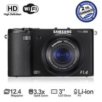 "Samsung Ex2 12 MP 3"" Amoled Ekran BSI CMOS Sensör Dijital Fotoğraf Makinesi"