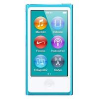 """Apple iPod Nano 16GB 2.5"""" Mavi MP3 / MP4 Player MD477TZ/A"""