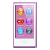 """Apple iPod Nano 16GB 2.5"""" Mor MP3 / MP4 Player MD479TZ/A"""