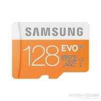 Samsung 128GB MicroSD Evo Class10 48mb/sn + SD Adaptör MB-MP128DA