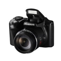 "Canon PowerShot SX510HS 12.1 MP 30X Optik Zoom 3,0"" LCD Dijital Fotoğraf Makinesi"