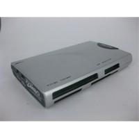 Volk Combo SD/MMC+MS+XD/SM+CF/MD+USB HUB Kart Okuyucu (ML-CEP002)