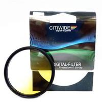 Citiwide 77Mm Gradual Degrade Kademeli Sarı Filtre