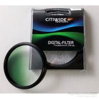 Citiwide 58Mm Gradual Degrade Kademeli Yeşil Filtre