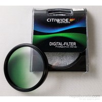 Citiwide 62Mm Gradual Degrade Kademeli Yeşil Filtre