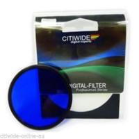 Citiwide 72Mm Full Mavi Filtre