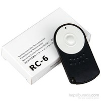 Canon Rc-6 Kablosuz Kumanda 100D 400D 450D 500D 550D 600D 650D 700D