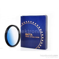 Beta 58Mm Gradual Degrade Kademeli Blue Mavi Filtre