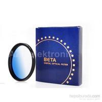 Beta 77Mm Gradual Degrade Kademeli Blue Mavi Filtre