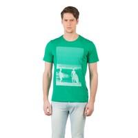 Colin's Yeşil Erkek Tshirt Kısa Kol