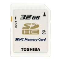 Toshiba 32GB Class10 High Speed Professional SDHC