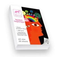 Rovi Fine-Art Yapışkanlı Fotoğraf Kağıdı - 200Gsm - 50Yp - A5