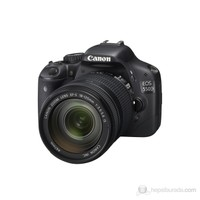 "Canon EOS 550D 18MP 18-135MM IS 3.0"" LCD SLR Fotoğraf Makinesi"