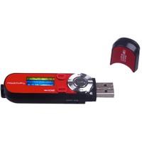 Powerway PW-06 4GB FM Radyo + Ses Kayıt Mp3 Çalar (Li-ion Batarya) - Kırmızı
