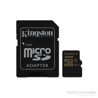 Kingston 32GB MicroSDHC Class 10 UHS-I Hafıza Kartı SDCA10/32GB