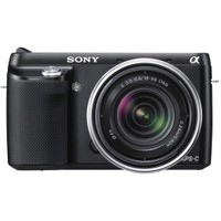 "Sony NEX-F3K 16.1MP 18-55mm Lens Kit 3"" LCD SLR Dijital Fotoğraf Makinesi (Full HD)"