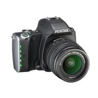 Pentax K-S1 Body + DAL 18-55mm Lens Dijital SLR Fotoğraf Makinesi Siyah