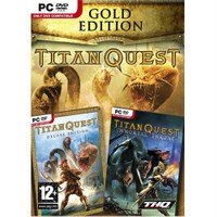 Thq Pc Titan Quest Gold Pack