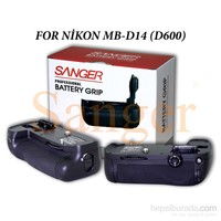 Nikon D600 Mb-D14 Sanger Battery Grip