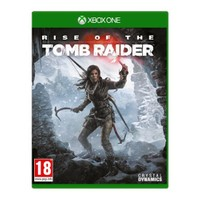 One Rise of Tomb Raider Xbox One