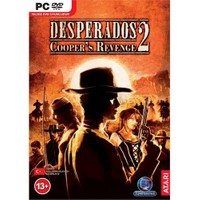 Atari Pc Desperados 2 Coopers Revenge