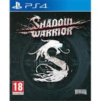 Bandai Namco Ps4 Shadow Warrıor