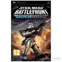 Star Wars Battlefront Elite Squadron PSP